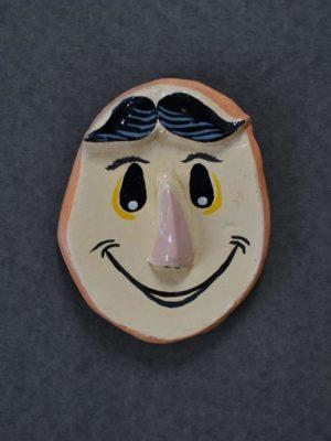Double chin Boy – Fridge Magnet