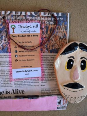 Manmohan ji – The Fridge Magnet