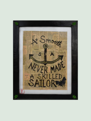 Be a skilled Sailor – Motivational Posters