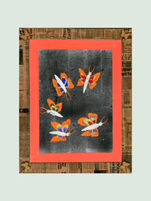 Butterflies – The Handmade Paintings
