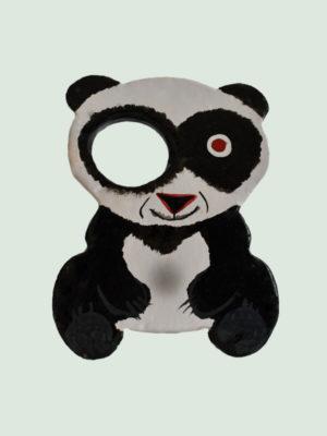 kung fu panda – Paper Mache Door Eyepieces