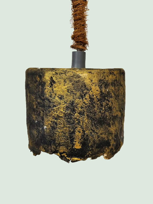Rugged Pendent Lamp