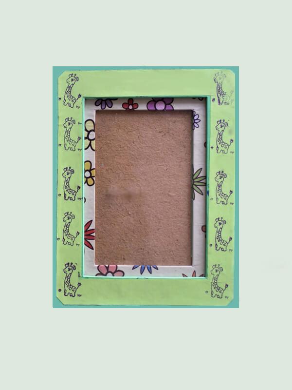 Sturdy photo frames