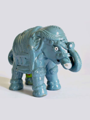 The Great Grey Jumbo – Elephant Art Piece