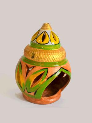 Kalash shaped Candle Lamp-Shade