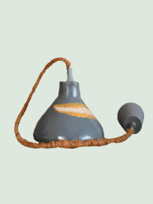 Golden Leafs – Pendant Lamp