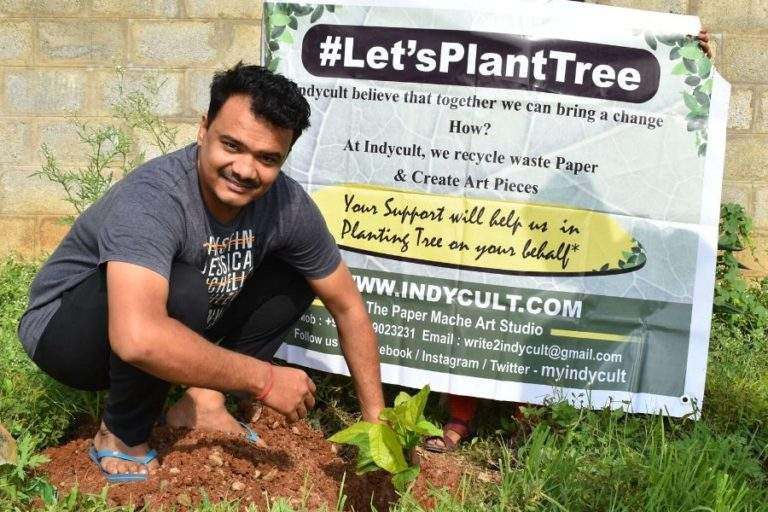Indycult Tree Plantation Drive5