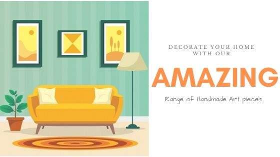 Buy Amazing Home Decor Online from Indycult, Art Studio